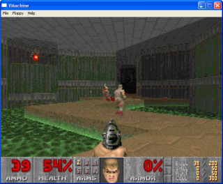 VMachine: x86 PC Emulator for Windows - Paul's Projects